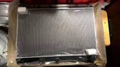Радиатор охлаждения двигателя. SsangYong Kyron, DJ