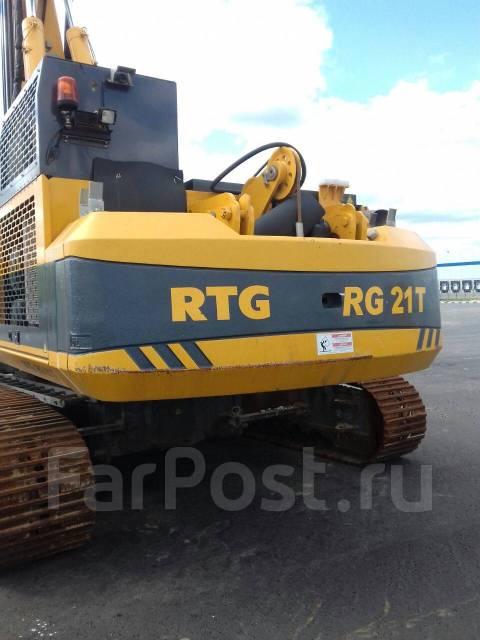 Bauer. Продам буровую установку RTG RG 21T