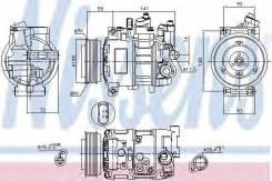 Компрессор кондиционера. Audi: A6 allroad quattro, S6, S8, S4, Q5 Двигатели: ASB, AUK, BNG, BPP, BSG, BAT, BBJ, BDW, BDX, BKH, BLB, BMK, BNA, BNK, BPJ...