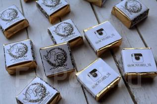 Эксклюзивные сладости. Упаковка подарков