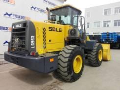 Sdlg LG953L. Погрузчик фронтальный SDLG LG 953 (2013 г. в. ), 5 000 кг.