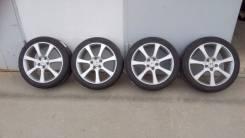Honda. 7.0x18, 5x114.30, ET55, ЦО 64,1мм.