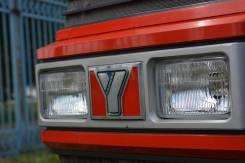 Yanmar. Продаем японский мини трактор yanmar f215d, 1 500 куб. см.