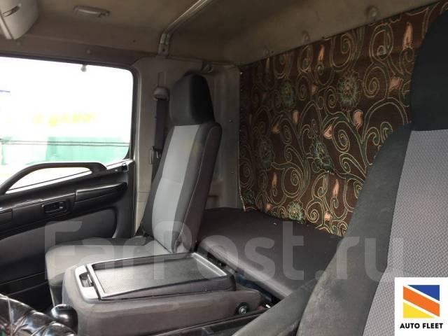 Hino 500. HINO 500 АФ-476700 — изотермический фургон, 7 684 куб. см., 5 750 кг.