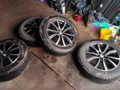 Зимние колеса. x17 5x114.30