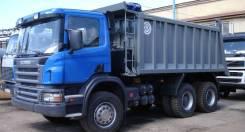 Scania. ПТС P380 2007 года, 6х4