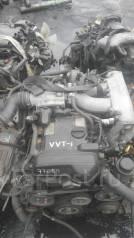 Двигатель в сборе. Toyota: Crown Majesta, Crown, Aristo, Soarer, Mark II, Cresta, Altezza, Land Cruiser Prado, Origin, Progres, Supra, Chaser Двигател...