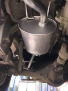 Глушитель. Mitsubishi Delica, P05V, P05W, P12V, P15V, P25V, P25W, P35W, PD6W Mitsubishi L300, P02V, P03W, P05V, P12V, P12W, P13V, P13W, P15V, P15W, P2...