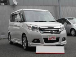 Mitsubishi Delica D:2. автомат, передний, 1.2, бензин, б/п. Под заказ