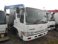 Hino Ranger. Продается грузовой манипулятор 4-х лапый, 8 000 куб. см., 5 100 кг., 17 м.