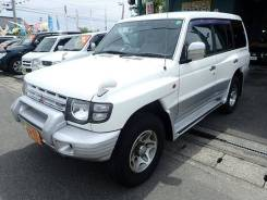 Mitsubishi Pajero. автомат, 4wd, 3.5, бензин, б/п, нет птс. Под заказ