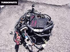 Проводка под радиатор. Mitsubishi GTO, Z15A, Z16A Двигатель 6G72