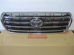 Решетка радиатора. Toyota Land Cruiser, URJ202W, UZJ200, UZJ200W, VDJ200