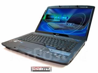 """Acer Aspire. 15.4"""", 1,9ГГц, ОЗУ 3072 Мб, диск 160 Гб, WiFi, Bluetooth, аккумулятор на 1 ч."""