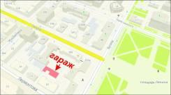 Гаражи капитальные. улица Ленина 105, р-н Центральный, 15 кв.м., электричество