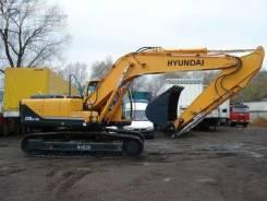 Hyundai R220LC. Экскаватор R220LC-9S, 4 200 куб. см.