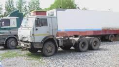 Камаз 5410. Продается седельный тягач Камаз-5410 без полуприцепа, 10 000 куб. см., 15 000 кг.