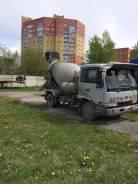 Nissan Diesel. миксер, 1 500 куб. см., 3,00куб. м.