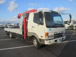 Mitsubishi Fuso. Mitsubishi FUSO с манипулятором, 8 200 куб. см., 8 000 кг. Под заказ