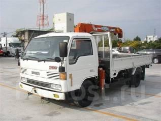 Mazda Titan. Манипулятор , 4 570 куб. см., 3 750 кг. Под заказ