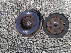 Корзина сцепления. Isuzu Fargo, WFR62DW, WFS62DW Двигатели: 4FG1T, 4FG1
