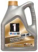 Mobil. Вязкость 0W-40, синтетическое