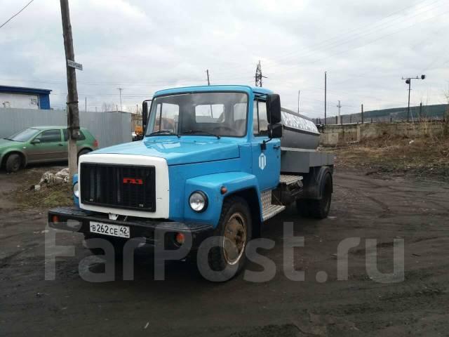 ГАЗ 3307. Продается ассенизатор, 4 670 куб. см.