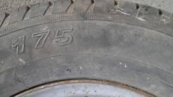 Колесо 195 R-15 LT 8. P. R. Dunlop. x15 ЦО 107,1мм.