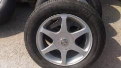 Комплект колес 215/60/16. 7.0x16 4x114.30, 5x114.30 ET35 ЦО 73,1мм.