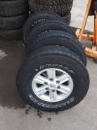 Dunlop Grandtrek AT3. Всесезонные, 2012 год, износ: 30%, 4 шт