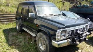 Nissan Safari. Продам птс