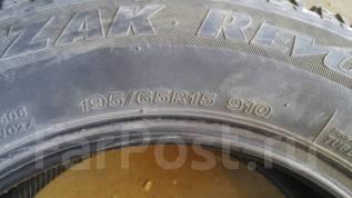 Bridgestone Blizzak Revo1. Зимние, без шипов, износ: 40%, 2 шт