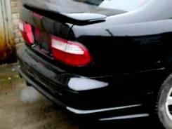 Обвес кузова аэродинамический. Nissan Pulsar