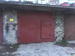 Гаражи капитальные. улица Нейбута 57, р-н 64, 71 микрорайоны, 45кв.м., электричество, подвал. Вид снаружи