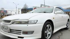 Обвес кузова аэродинамический. Toyota Carina ED