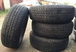 Bridgestone Dueler H/T D840. Летние, 2012 год, износ: 60%, 4 шт
