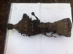 Механическая коробка переключения передач. Nissan Terrano II Двигатель KA24E