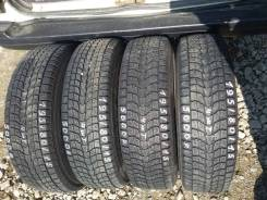 Dunlop Grandtrek SJ6. Зимние, без шипов, 2007 год, износ: 40%, 4 шт