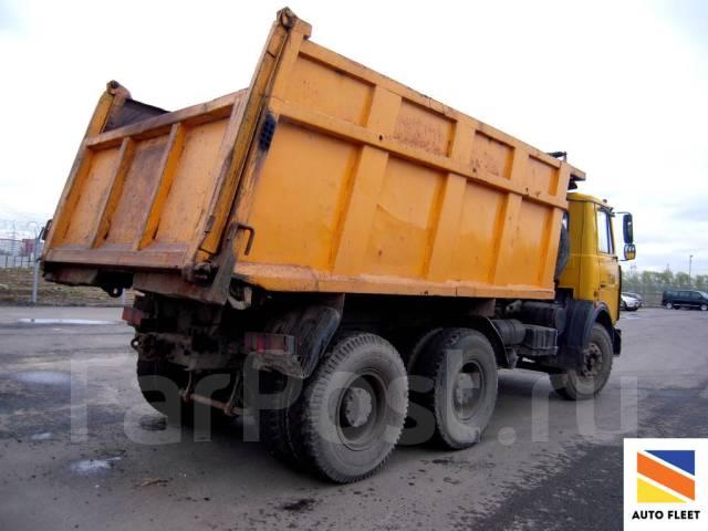 МАЗ 5516. Самосвал -021, 14 860 куб. см., 19 700 кг.