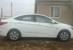 Hyundai Solaris. механика, передний, бензин, 45 000 тыс. км. Под заказ
