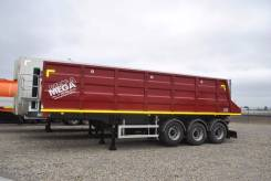 MEGA. Самосвальный полуприцеп Мега 2017 г. в. Новый, 39 000 кг.