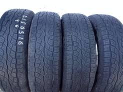 Bridgestone Dueler H/T D687. Всесезонные, 2009 год, износ: 30%, 4 шт