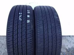Bridgestone Turanza ER33. Летние, 2008 год, износ: 30%, 2 шт