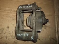 Суппорт тормозной. Daewoo Nexia