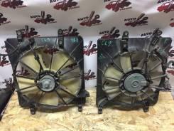 Вентилятор радиатора кондиционера. Honda Accord, CL7, CL9 Двигатель K24A