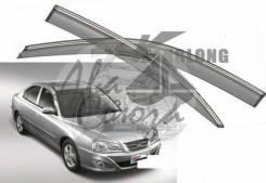 Ветровик на дверь. Hyundai Avante Hyundai Elantra