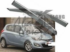 Ветровик на дверь. Hyundai i20