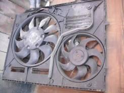 Вентилятор охлаждения радиатора. Porsche Cayenne