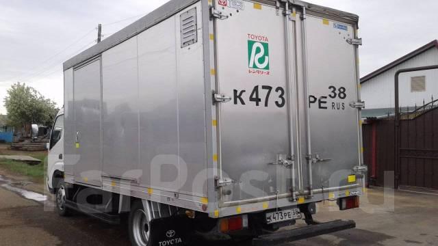 Toyota Dyna. Продаётся грузовик атмосферный, 4 900 куб. см., 3 000 кг.