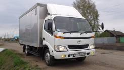 Toyota Dyna. Продаётся грузовик атмосферный, 4 900 куб. см., до 3 т